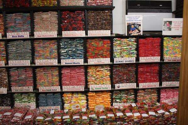 yummies candy store