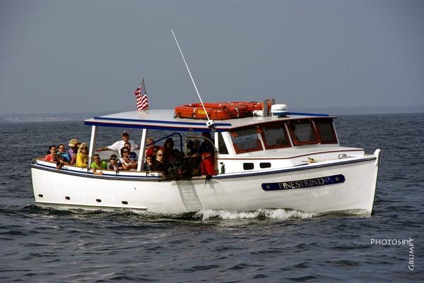 finest kind boat cruises