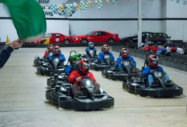 maine indoor karting