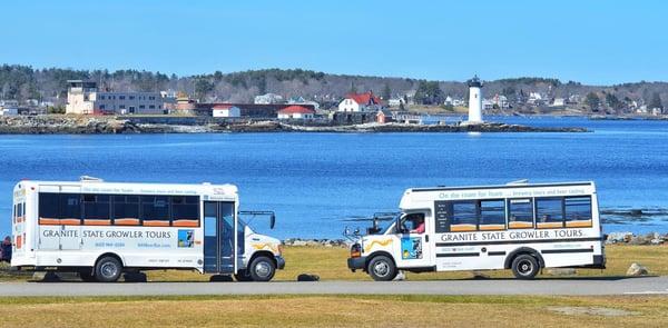 granite state growler tours