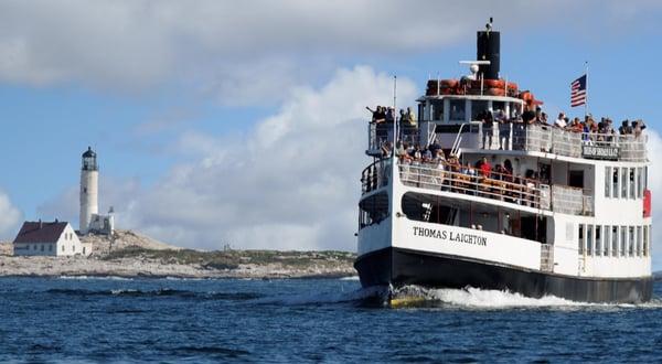 isle of shoals steamship