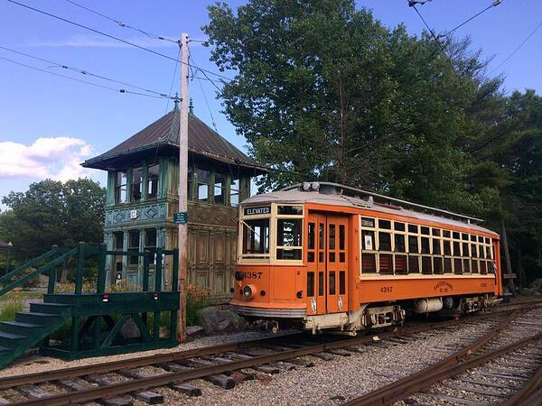 seacoast trolley museum