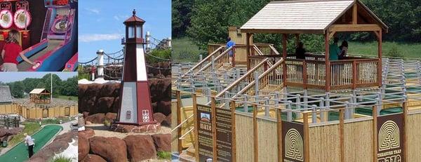 wonder mountain fun park